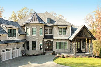stunning european house plan loaded with special details