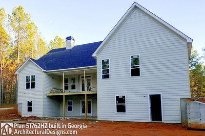 ... Modern Farmhouse Plan 51762HZ Comes To Life In Georgia   Photo 002 ...