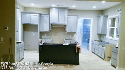 Modern Farmhouse Plan 51762HZ Comes To Life In Georgia   Photo 003 ...