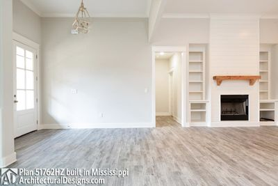Modern Farmhouse Plan 51762HZ comes to life in Mississippi - photo 015