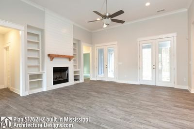 Modern Farmhouse Plan 51762HZ comes to life in Mississippi - photo 016