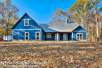 Modern Farmhouse Plan 51762HZ comes to life in Mississippi - photo 009
