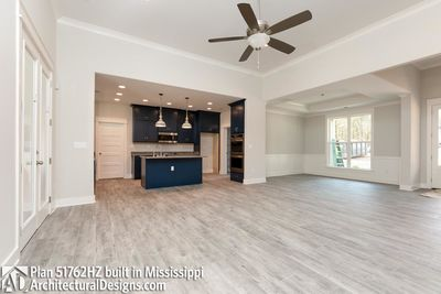 Modern Farmhouse Plan 51762HZ comes to life in Mississippi - photo 029