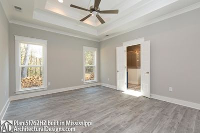 Modern Farmhouse Plan 51762HZ comes to life in Mississippi - photo 033