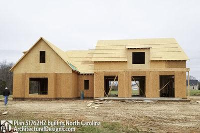 Beautiful ... Modern Farmhouse Plan 51762HZ Comes To Life In North Carolina   Photo  019 ...