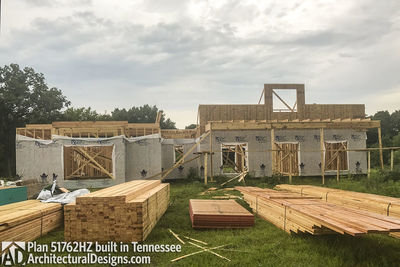House Plan 51762HZ comes to life in Tennessee - photo 040