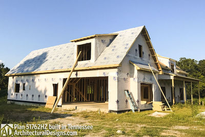 House Plan 51762HZ comes to life in Tennessee - photo 037