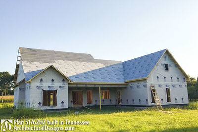 House Plan 51762HZ comes to life in Tennessee - photo 039