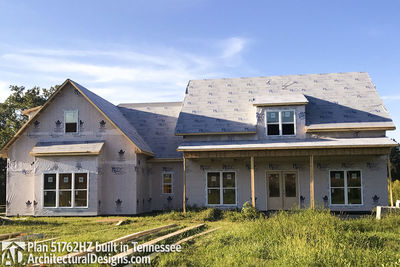 House Plan 51762HZ comes to life in Tennessee - photo 034