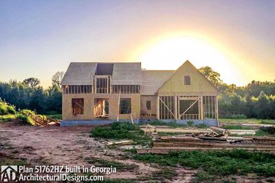 House Plan 51762HZ Comes To Life In Georgia! - photo 026