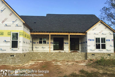 House Plan 51762HZ Comes To Life In Georgia! - photo 020