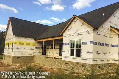 Photo 020 House Plan 51762HZ Comes To Life In Georgia!