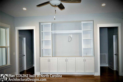 House Plan 51762HZ comes to life in North Carolina - photo 009