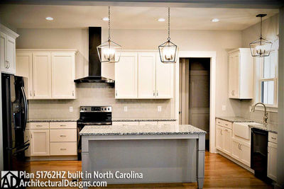House Plan 51762HZ comes to life in North Carolina - photo 008