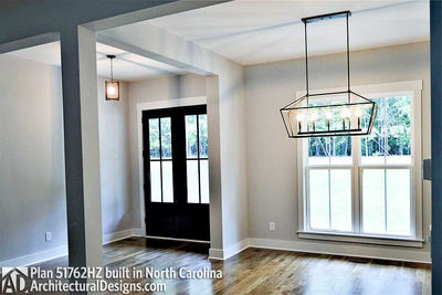 House Plan 51762HZ comes to life in North Carolina - photo 005
