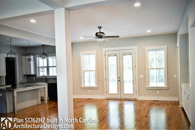 House Plan 51762HZ comes to life in North Carolina - photo 006