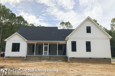 House Plan 51762HZ comes to life in North Carolina - photo 019