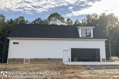 House Plan 51762HZ comes to life in North Carolina - photo 020