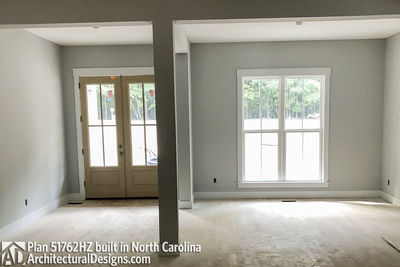 House Plan 51762HZ comes to life in North Carolina - photo 022