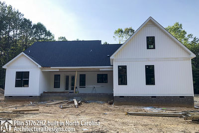 House Plan 51762HZ comes to life in North Carolina - photo 025