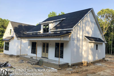 House Plan 51762HZ comes to life in North Carolina - photo 024