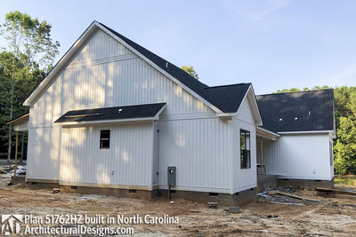 House Plan 51762HZ comes to life in North Carolina - photo 027