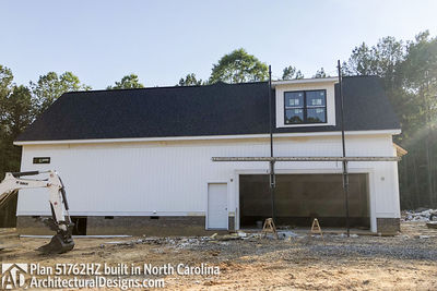 House Plan 51762HZ comes to life in North Carolina - photo 026
