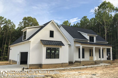 House Plan 51762HZ comes to life in North Carolina - photo 018