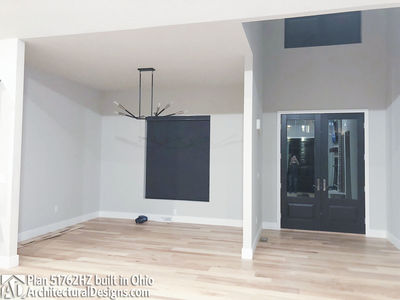 ... House Plan 51762HZ Comes To Life In Ohio   Photo 006 ...