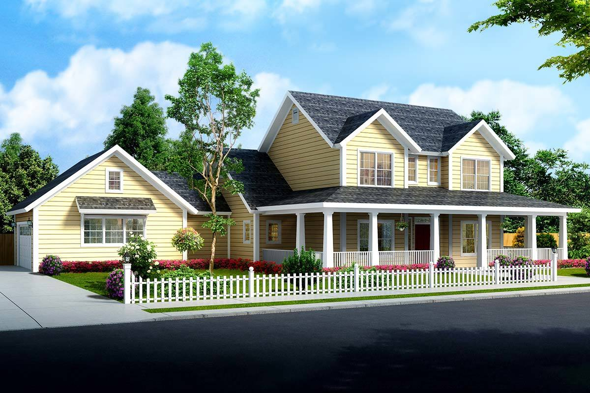 Affordable House Plans - Architectural Designs