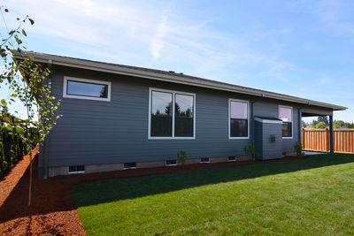 Modern Prairie Style House Plan with 3 Beds - 72866DA ...