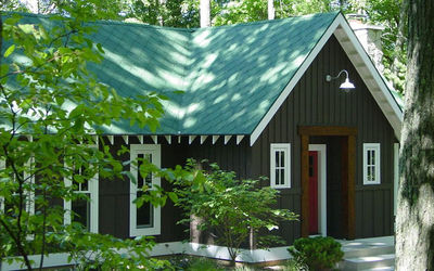 Mountain Retreat with Vaulted Great Room - 970003VC thumb - 03
