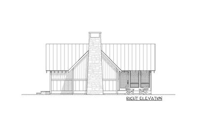 Mountain Retreat with Vaulted Great Room - 970003VC thumb - 10