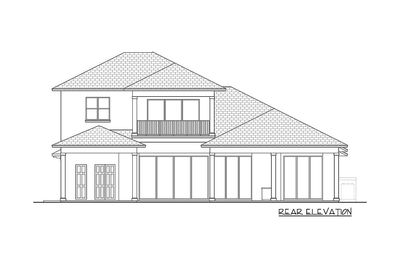 High end florida house plan 86050bw architectural for High end house plans