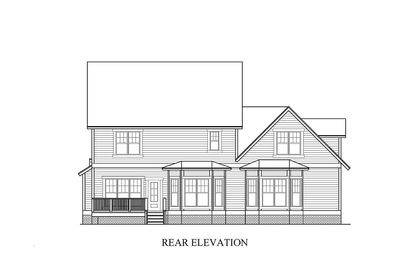Exciting craftsman house plan with first floor master for Craftsman house plans first floor master