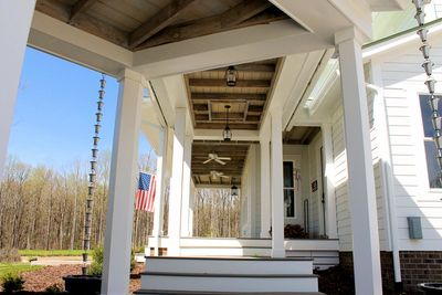 Quintessential American Farmhouse with Detached Garage and Breezeway - 500018VV thumb - 08