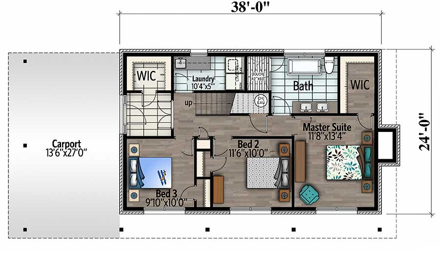 90298pd f1 1498149583 - 43+ Small Space Up And Down House Design Gif