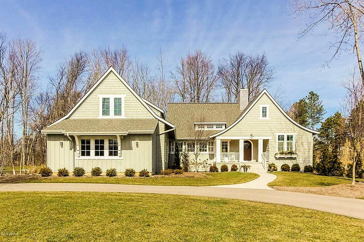 Shingle style house plans architectural designs for Shingle style house plans