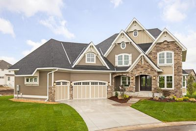 Exciting Craftsman House Plan with Finished Two-Story Sports Court - 73373HS thumb - 11