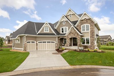 Exciting Craftsman House Plan with Finished Two-Story Sports Court - 73373HS thumb - 10