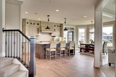 Exciting Craftsman House Plan with Finished Two-Story Sports Court - 73373HS thumb - 27