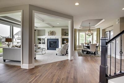 Exciting Craftsman House Plan with Finished Two-Story Sports Court - 73373HS thumb - 28