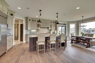 Exciting Craftsman House Plan with Finished Two-Story Sports Court - 73373HS thumb - 40