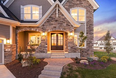 Exciting Craftsman House Plan with Finished Two-Story Sports Court - 73373HS thumb - 04
