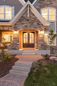 Exciting Craftsman House Plan with Finished Two-Story Sports Court - 73373HS thumb - 05