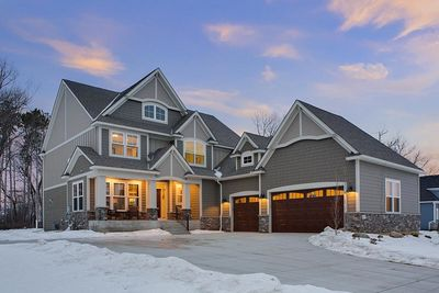 Exclusive Five Bedroom Craftsman with Sports Court Included - 73374HS thumb - 03