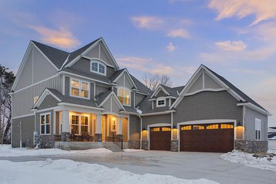 Exclusive Five Bedroom Craftsman with Sports Court Included - 73374HS thumb - 04