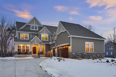 Exclusive Five Bedroom Craftsman with Sports Court Included - 73374HS thumb - 05