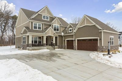 Exclusive Five Bedroom Craftsman with Sports Court Included - 73374HS thumb - 07