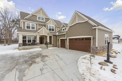 Exclusive Five Bedroom Craftsman with Sports Court Included - 73374HS thumb - 08